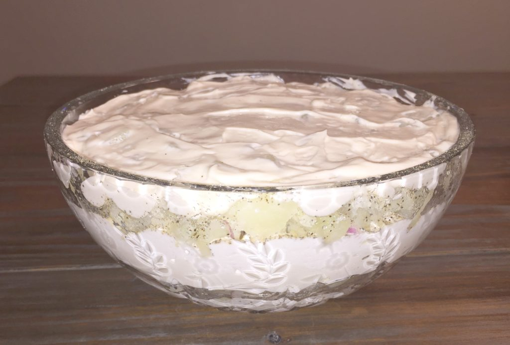 Marinated Potato Salad