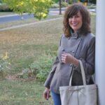 The Cutest Italian Wool-Blend Fall Coat