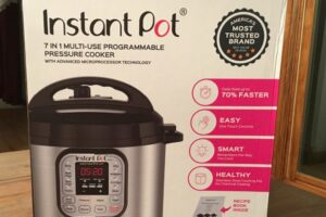 My Instant Pot Review