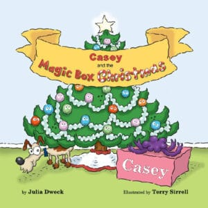 Holiday Favorite Things personalized book