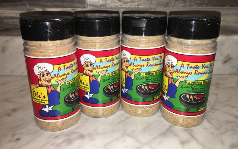 Best All-Purpose Seasoning