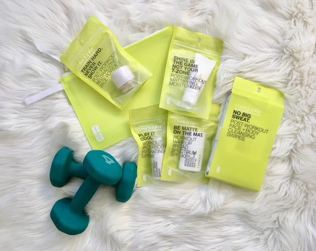 Clinique Makeup You Can Wear to the Gym